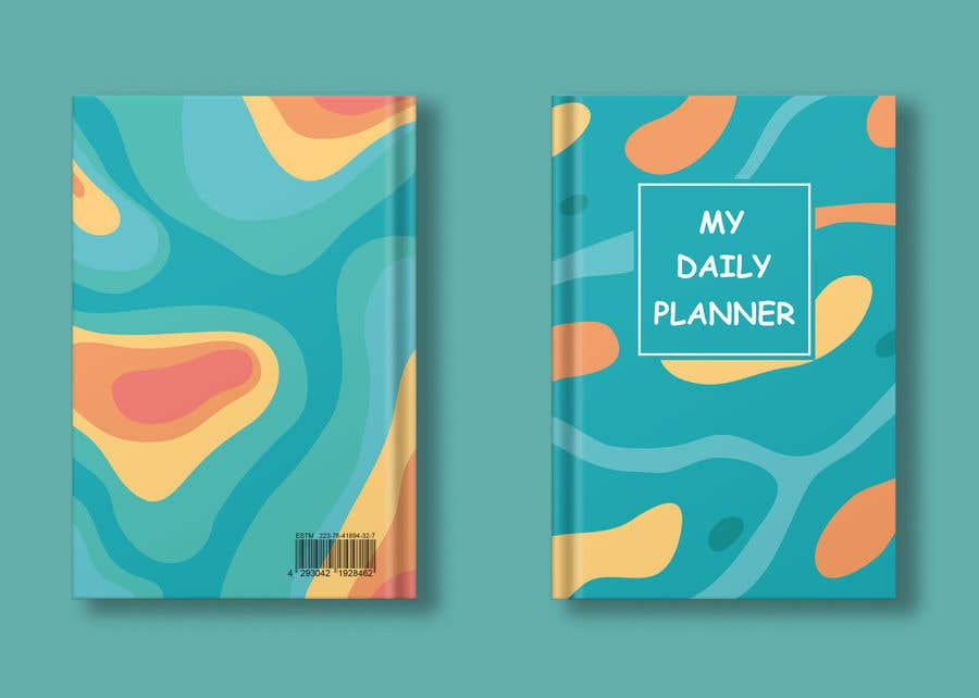 Proposition n°                                        40                                      du concours                                         Design book cover (Cover and redesign our planner)