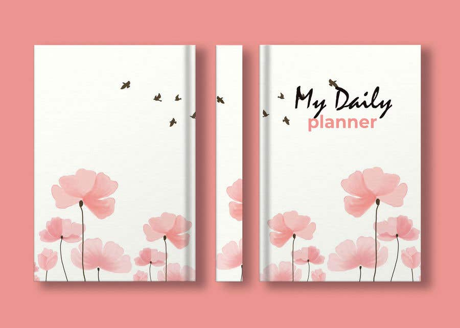 Proposition n°                                        30                                      du concours                                         Design book cover (Cover and redesign our planner)