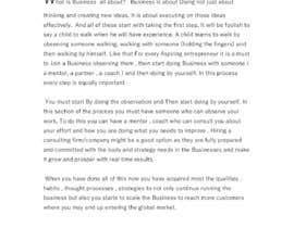 Nro 6 kilpailuun Content Writing käyttäjältä SIAM285