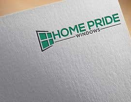 #53 for Home Pride Windows Logo af asmotara1977