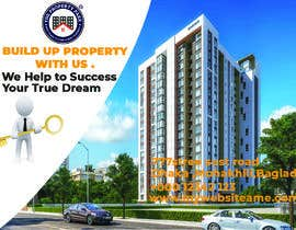 #61 for Create a banner for facebook ads campaign focused on Real Estate Industry by sadiksadi98