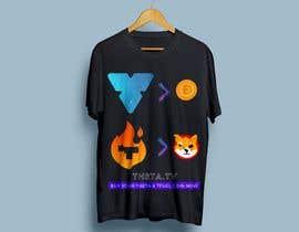 JayDas25 tarafından Design crypto t-shirt için no 8
