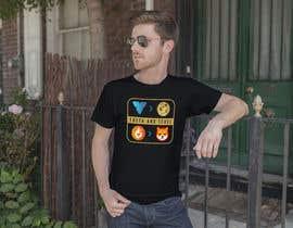 latif8668 tarafından Design crypto t-shirt için no 92