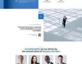 Nro 120 kilpailuun New Attorney Website käyttäjältä mdselimmiah