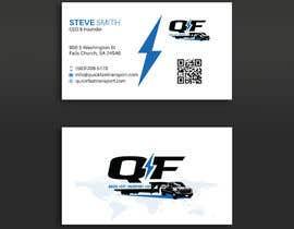 #157 untuk Business Cards for Trucking Company oleh pratikvartak