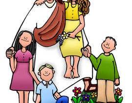 #10 untuk Jesus and The Starting 5 oleh muaazbintahir