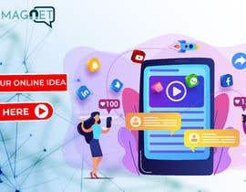"""Nro 6 kilpailuun Seven YouTube Thumbnails for """"Social Magnet"""" käyttäjältä Designidea336"""