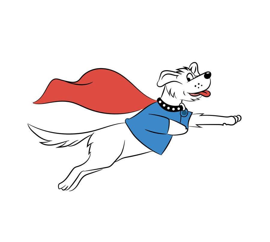 Konkurrenceindlæg #                                        35                                      for                                         Hand Drawing (logo) of ZAM the super dog