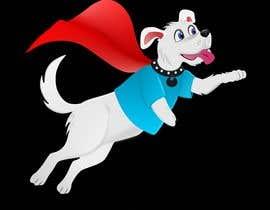 #23 for Hand Drawing (logo) of ZAM the super dog af piyushsharma8118