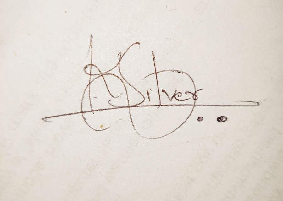 Bài tham dự cuộc thi #                                        107                                      cho                                         Create a signature