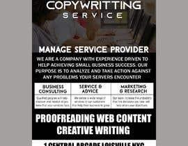 Nro 30 kilpailuun Help with Creating/Copywriting Computer Flyer/Brochure käyttäjältä azharart95