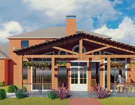 Nro 36 kilpailuun House addition remodel 3d design architectural drawings käyttäjältä amangeeta2209