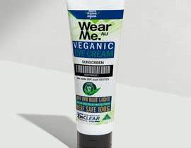 Nro 69 kilpailuun Design a Sunscreen Tube Packaging! käyttäjältä Munna01777