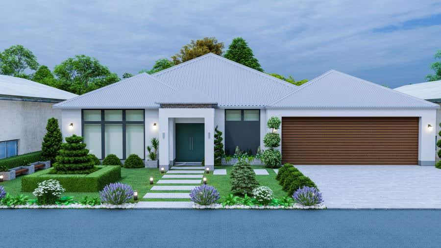 Proposition n°                                        39                                      du concours                                         Housefront Design