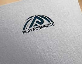 nº 245 pour logo for playformance sports coaching par AbodySamy