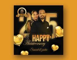 #63 for WEdding Anniversary af kamrunnaharemo