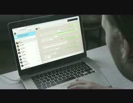 Nro 17 kilpailuun Add Composite WhatsApp Shots onto Laptop Screen for Movie (more shots offered to winner) käyttäjältä tomantony97