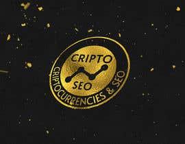 """#169 untuk Logo para criptomonedas """"CriptoSEO"""" oleh mdjahidhassanmjh"""