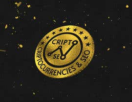 """#191 untuk Logo para criptomonedas """"CriptoSEO"""" oleh mdjahidhassanmjh"""