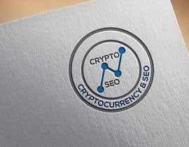 """#160 untuk Logo para criptomonedas """"CriptoSEO"""" oleh hasanmahmudit420"""