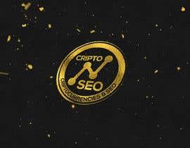 """#174 untuk Logo para criptomonedas """"CriptoSEO"""" oleh mdabubakarsiddi7"""