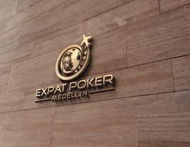 Nro 133 kilpailuun Expat Poker Logo käyttäjältä fahadmiah244