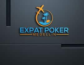 Nro 113 kilpailuun Expat Poker Logo käyttäjältä aklimaakter01304