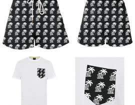 #72 cho Mens swim suit with pocket shirt matching design! bởi binchliffe