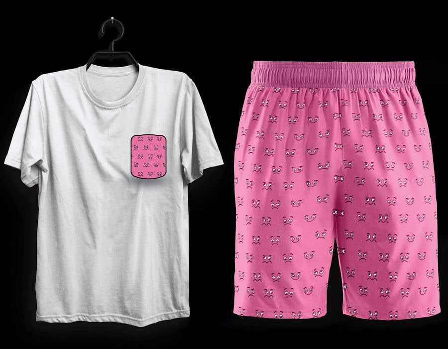 Bài tham dự cuộc thi #                                        66                                      cho                                         Mens swim suit with pocket shirt matching design!