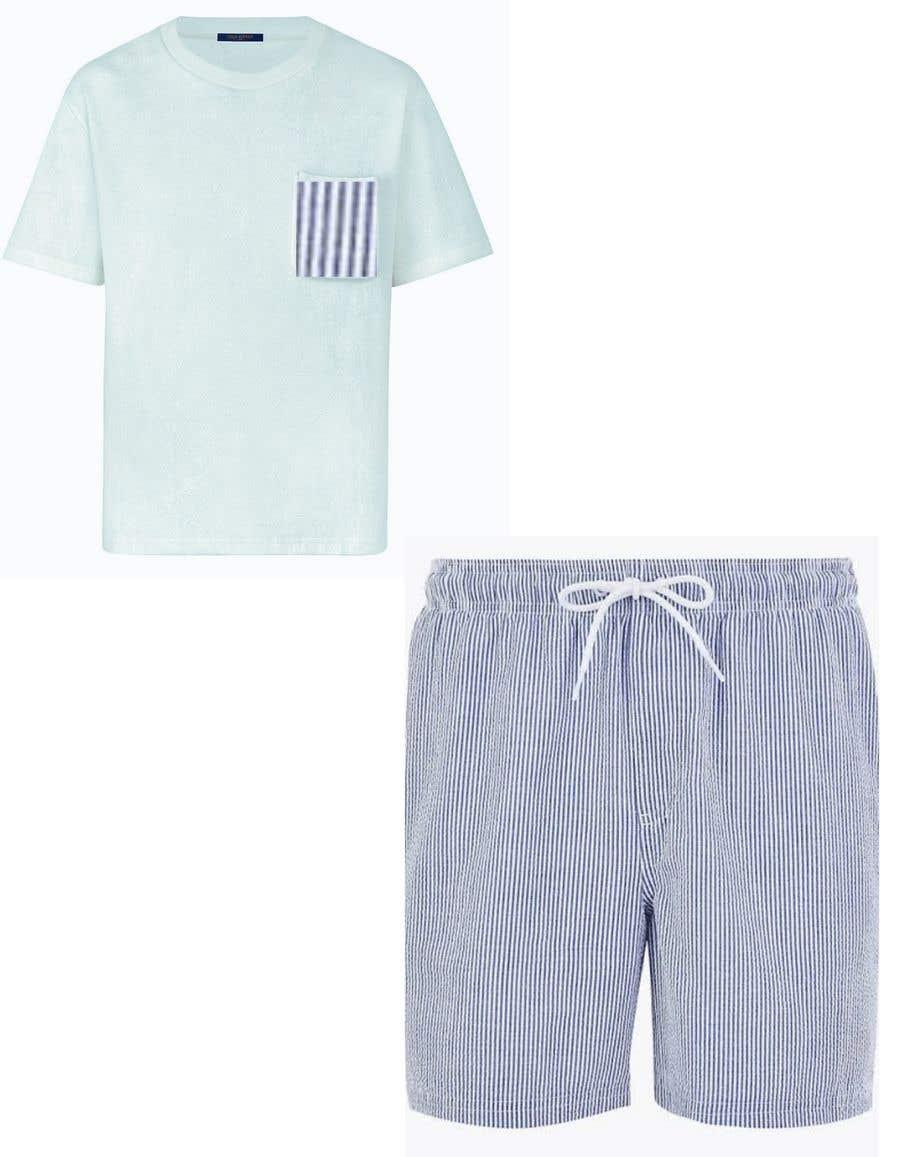 Bài tham dự cuộc thi #                                        30                                      cho                                         Mens swim suit with pocket shirt matching design!