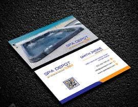 #421 untuk Design business cards oleh clippinglab