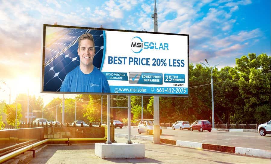 Bài tham dự cuộc thi #                                        45                                      cho                                         Billboard Ideas Solar