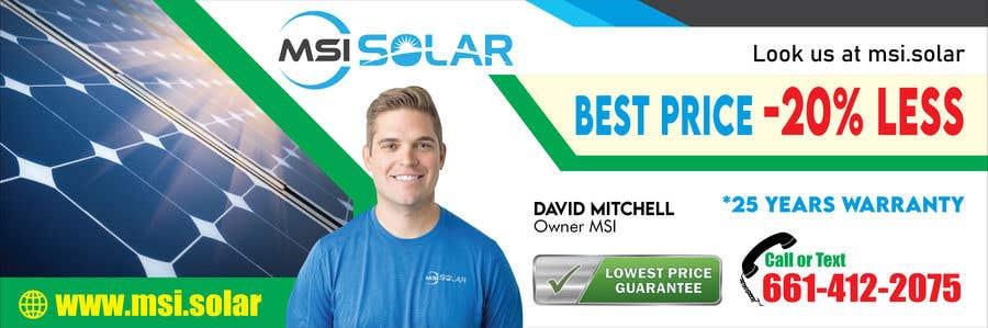 Bài tham dự cuộc thi #                                        62                                      cho                                         Billboard Ideas Solar