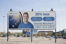 Graphic Design Kilpailutyö #50 kilpailuun Billboard Ideas Solar
