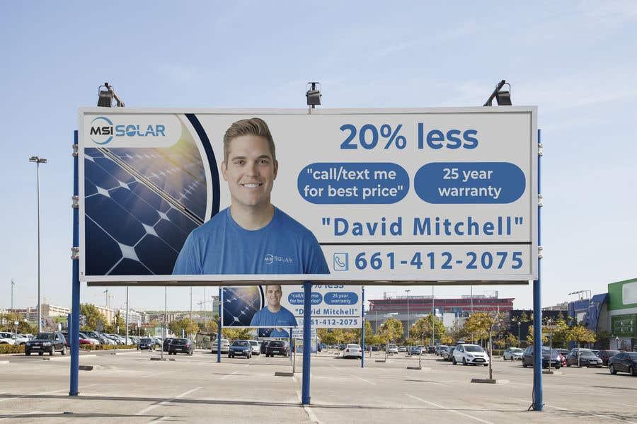 Bài tham dự cuộc thi #                                        50                                      cho                                         Billboard Ideas Solar
