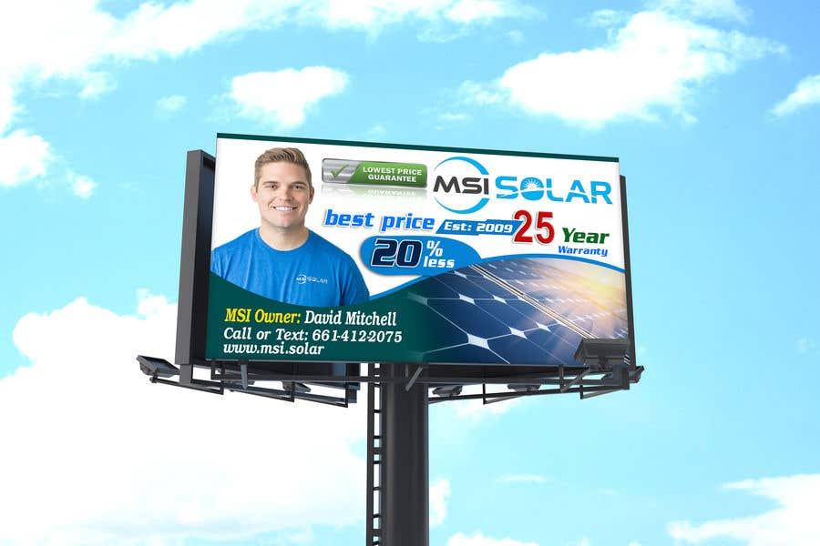 Kilpailutyö #                                        63                                      kilpailussa                                         Billboard Ideas Solar