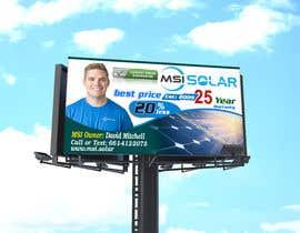 Nro 63 kilpailuun Billboard Ideas Solar käyttäjältä HasanPrint29