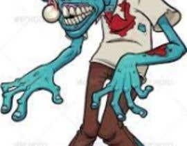 #21 for Concept art for a monster af oritosola