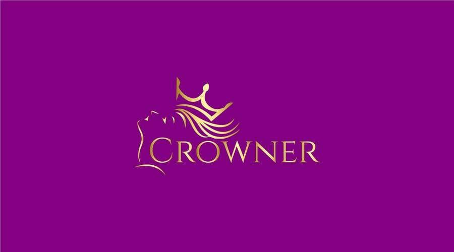 Penyertaan Peraduan #                                        311                                      untuk                                         Design a logo for Crowner!