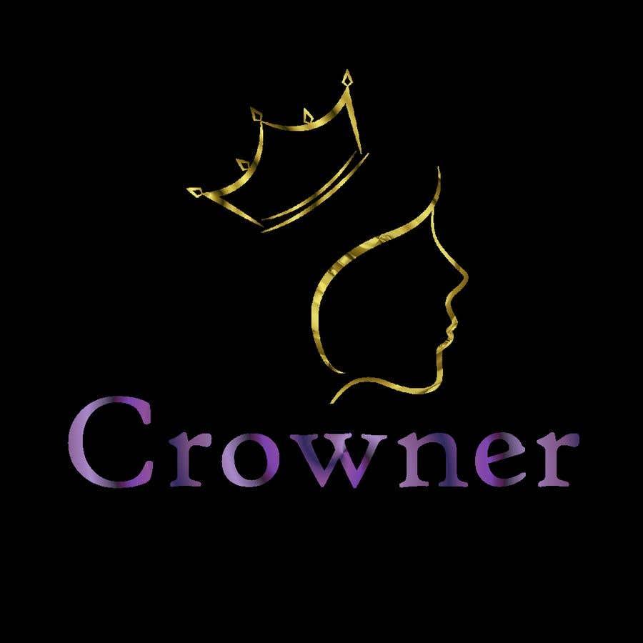 Penyertaan Peraduan #                                        304                                      untuk                                         Design a logo for Crowner!