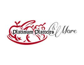 #8 para Design a Logo for Platinum Platters & More por farmanahmed2007