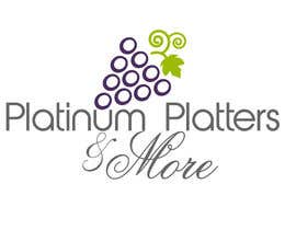#6 para Design a Logo for Platinum Platters & More por rogeriolmarcos
