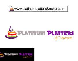 #19 para Design a Logo for Platinum Platters & More por ArtBrain