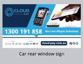 #80 cho Car rear Window sign bởi miloroy13