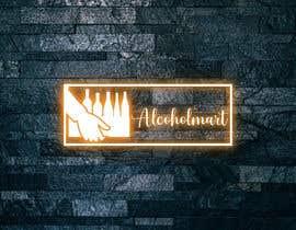 #72 for Logo for alcohol e-commerce site af sahidurrahmanala