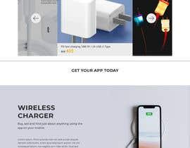 Nro 46 kilpailuun Ecommerce website design mock-up käyttäjältä dali29385