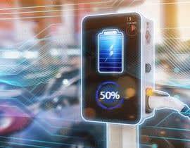 Nro 7 kilpailuun 3D design of charging point for a Electric Vehicule käyttäjältä khubabrehman0