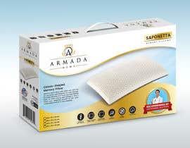 Nro 16 kilpailuun Pillow Package Design käyttäjältä bjm2911