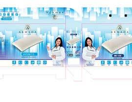 Nro 2 kilpailuun Pillow Package Design käyttäjältä yeasinarafat1078