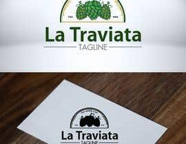 nº 77 pour logo para bar par designutility